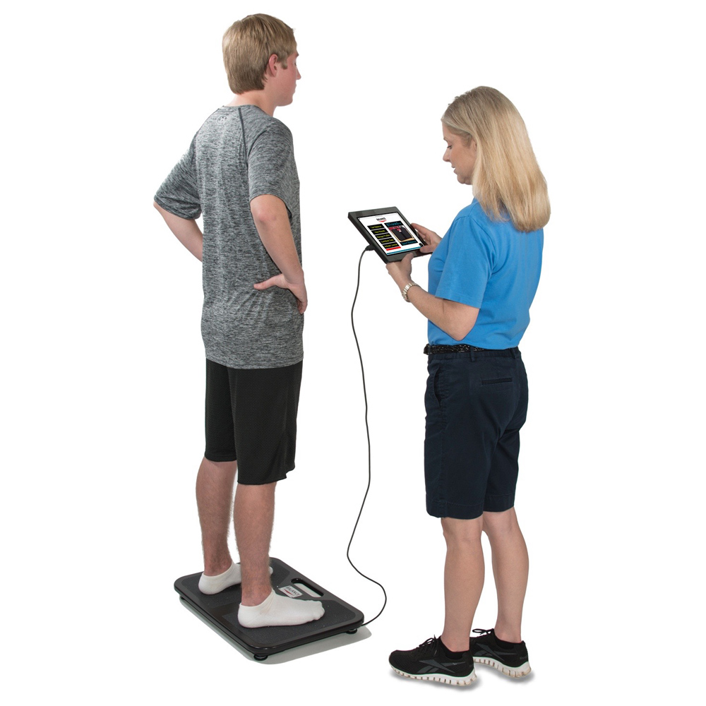 BTrackS™ Balance Plate + BTrackS™ Assess Balance Advanced Software with Foam Pad