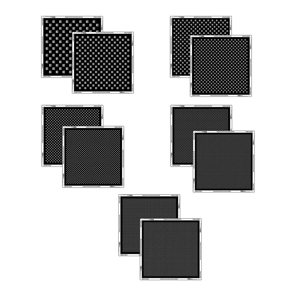 The Gonzalez-Markowitz Potential Visual Acuity Test