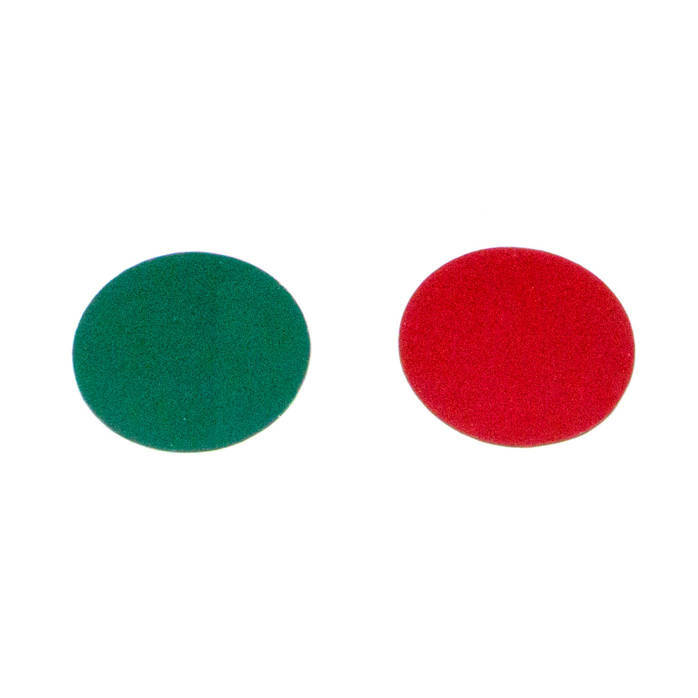 Red/Green Filters for VTP Edition Prism Goggle Frame