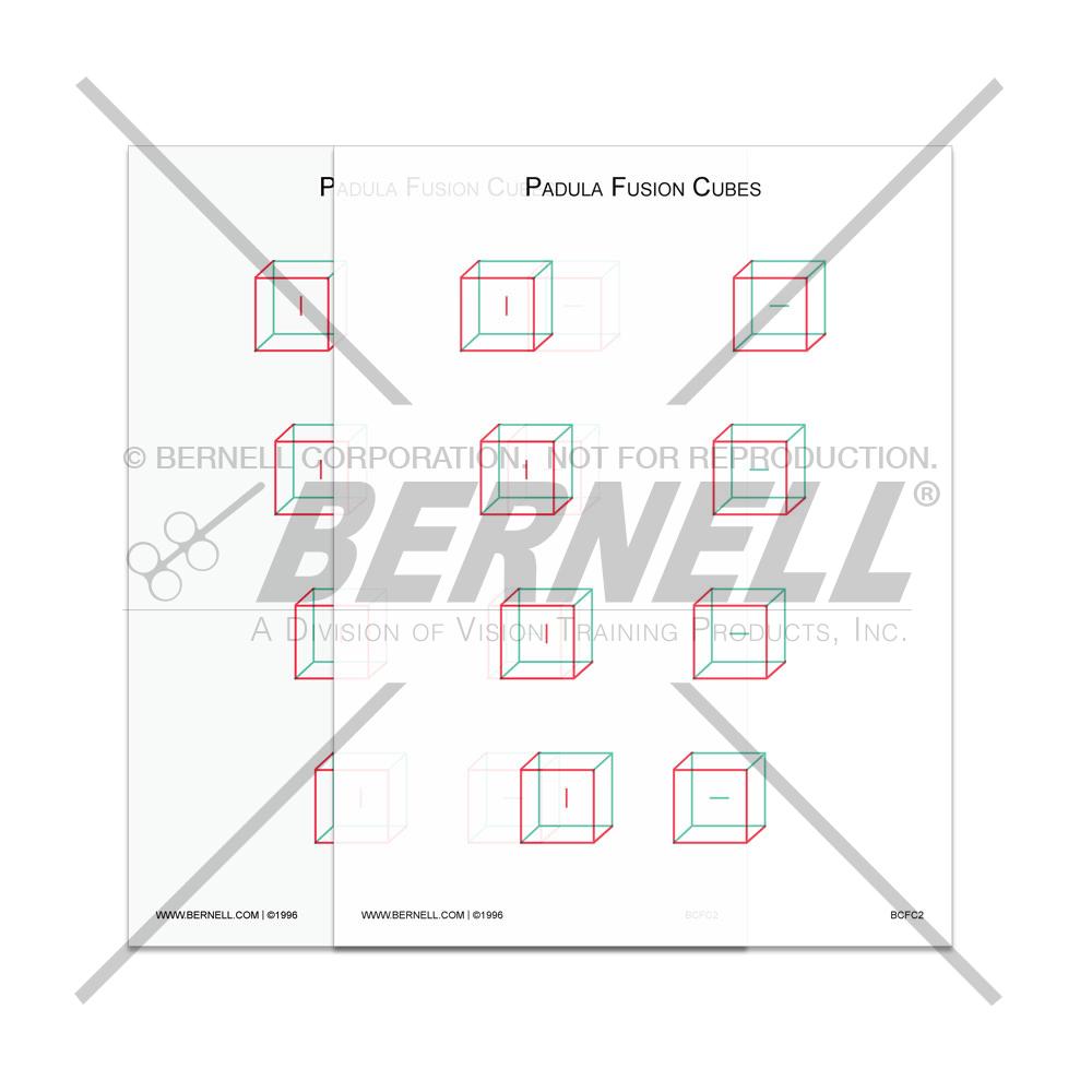 Padula's Fusion Cubes (Set of 2)