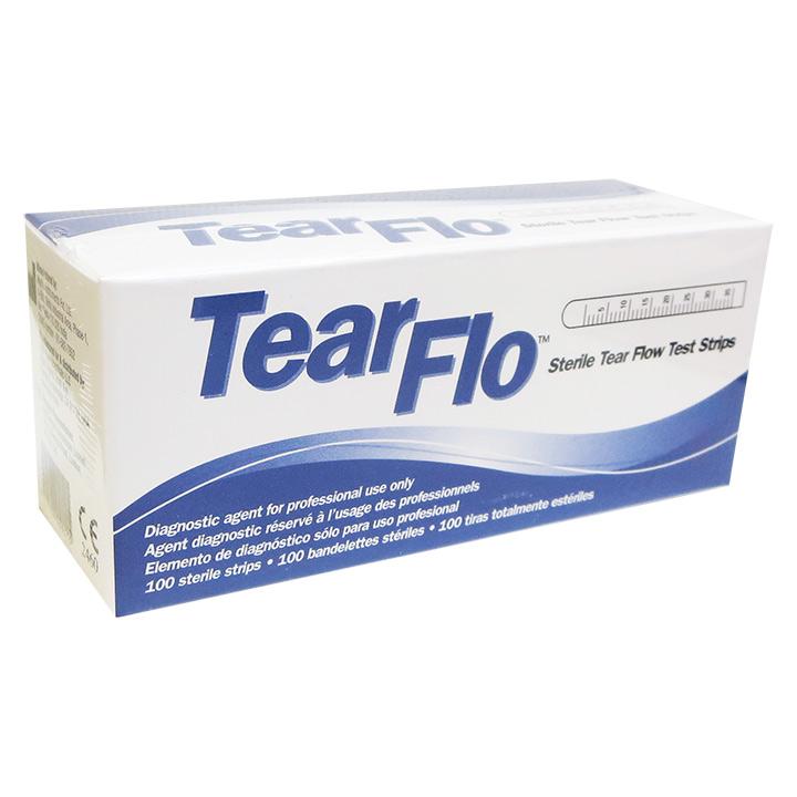 TearFlo™ Sterile Test Strips