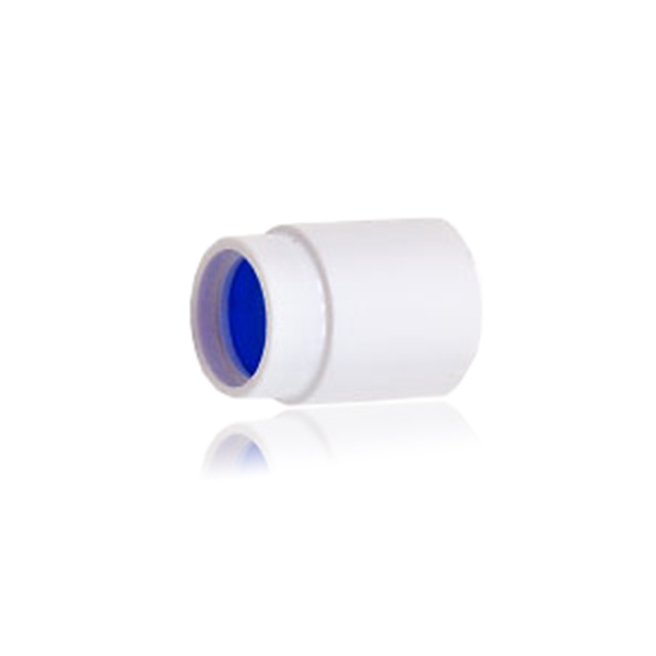 Blue Filter Cap for Disposable Penlights