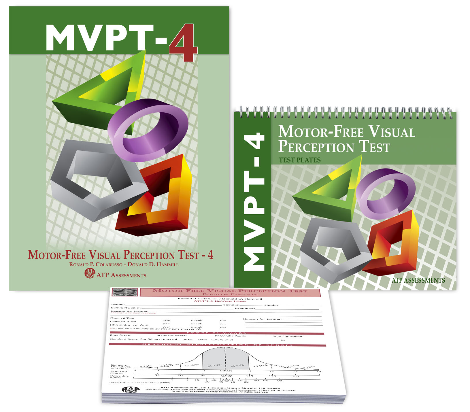 Motor Free Visual Perceptual Test - 4th Edition