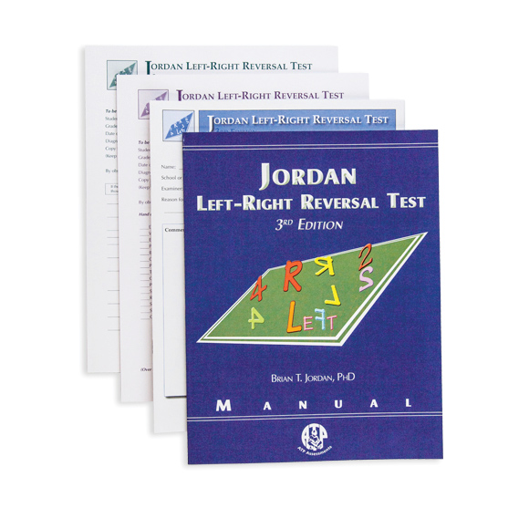 Jordan Left-Right Reversal Test