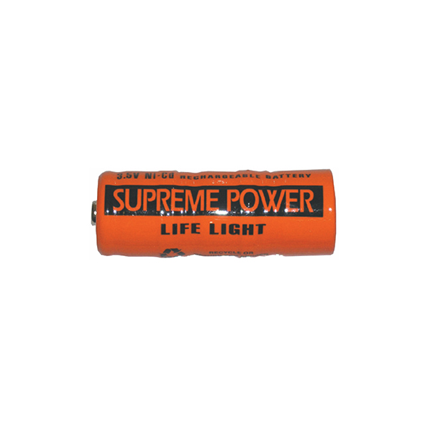 Supreme Power® Life Light 72300-Orange 3.5V Replacement Battery