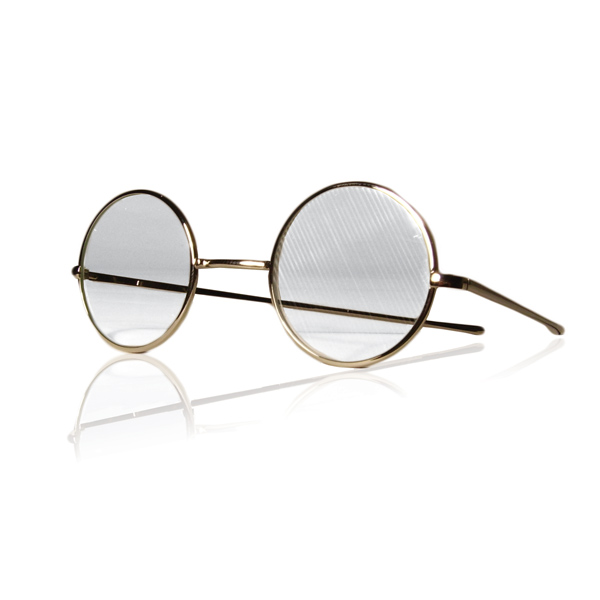Bagolini Striated Lenses in Reversible Frame
