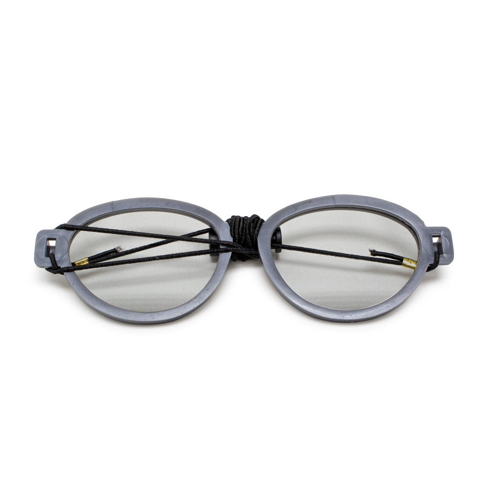 Modern Model - Polarized Goggles with Elastic (Single Pair)