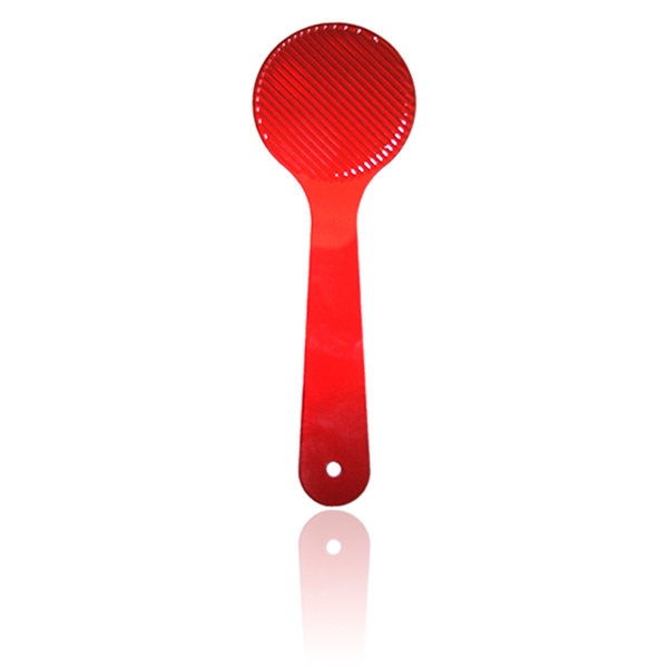 Single End Occluder Red Maddox with Shorter Handle