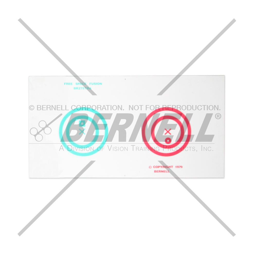 Free Space Fusion A Cards (Translucent) - Pkg. of 10