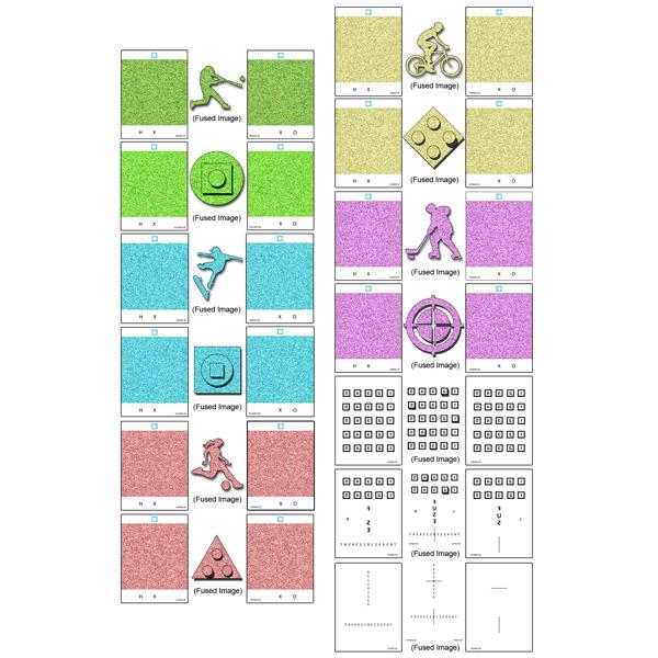 BC300 - Random Dot Fusion Card Set