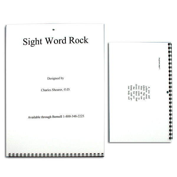 Sight Word Rock