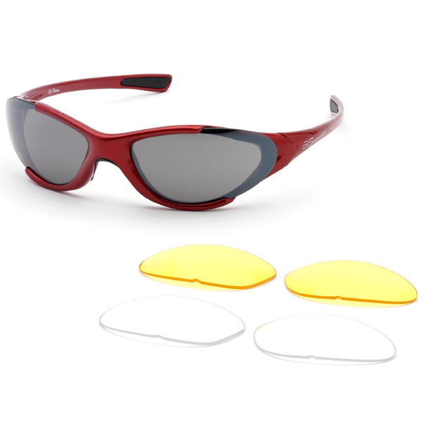 Body Specs 1st Element Interchangeable Sunglasses w/ Extra Lens