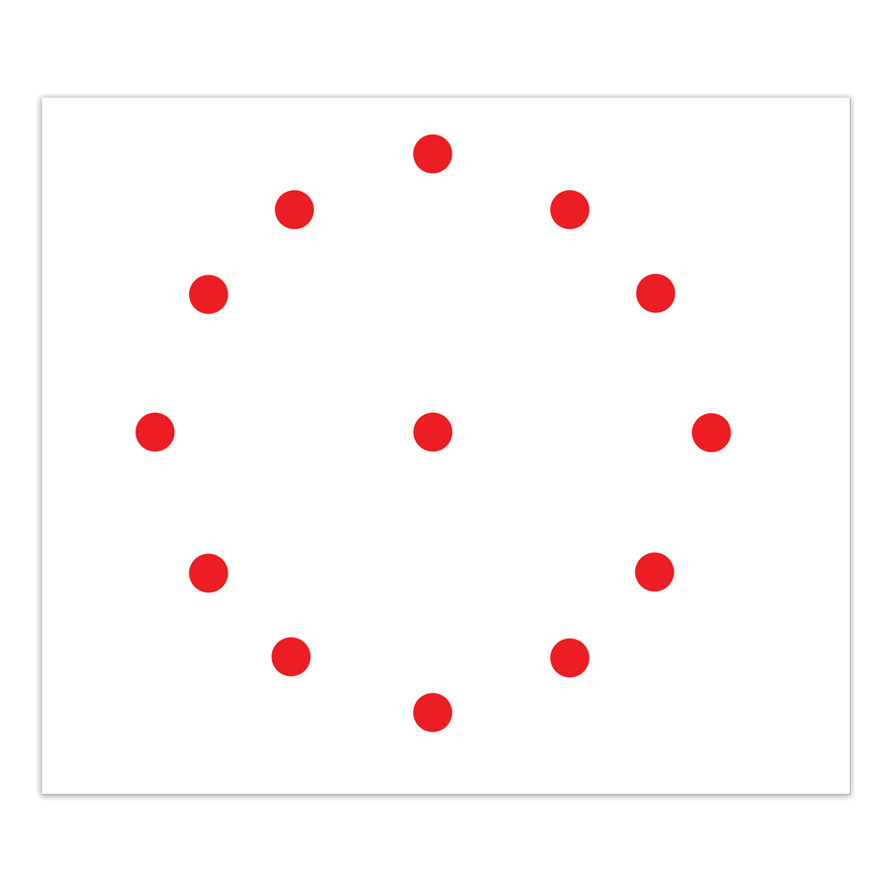 Cling Patch - Dots