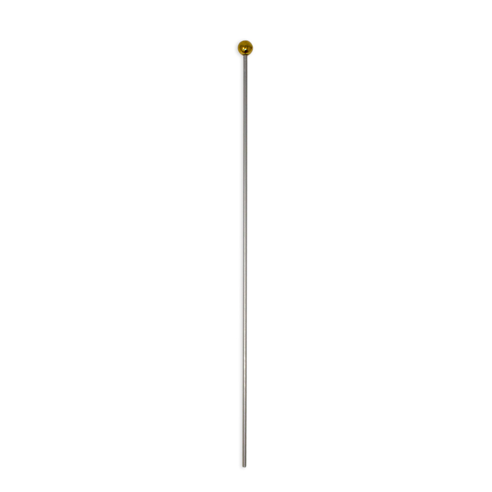 Bernell Wand -  Single with Gold Ball on End