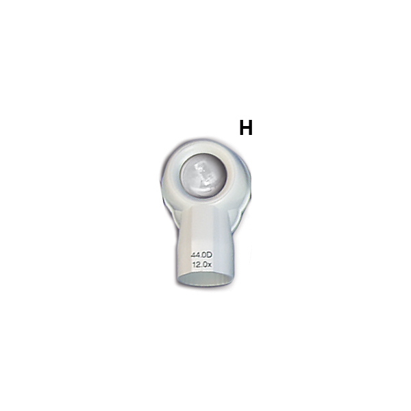 (H) LED MAGNIFIER (HEAD ONLY) (12.0x;  44.0D)