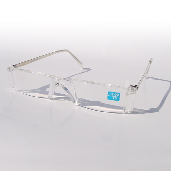 Half Eye Readers +2.00 (Case Included)