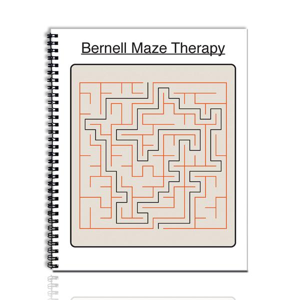 Color Maze Book
