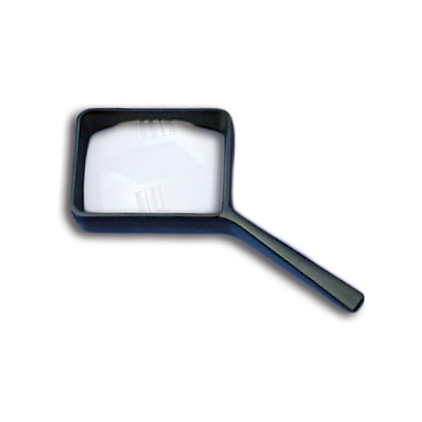 G. Large Hand Reader (2.8x Magnification) 94mm x 69mm Lens