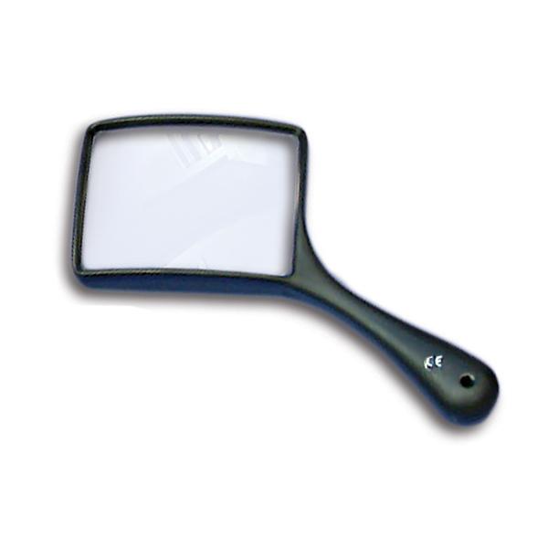 H. Coil Major Reader Magnifier (2.4x Magnification) 102mm x 75mm Lens