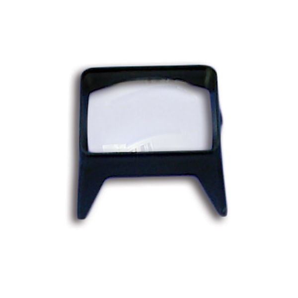 D. Coil Large Stand Magnifier (2.8x Magnification) 94mm x 69mm Lens