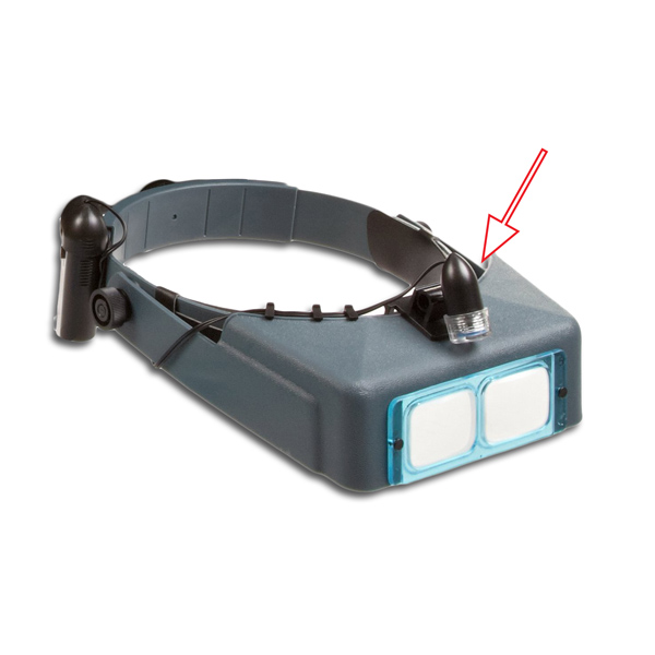 OptiVISOR® - Light Attachment