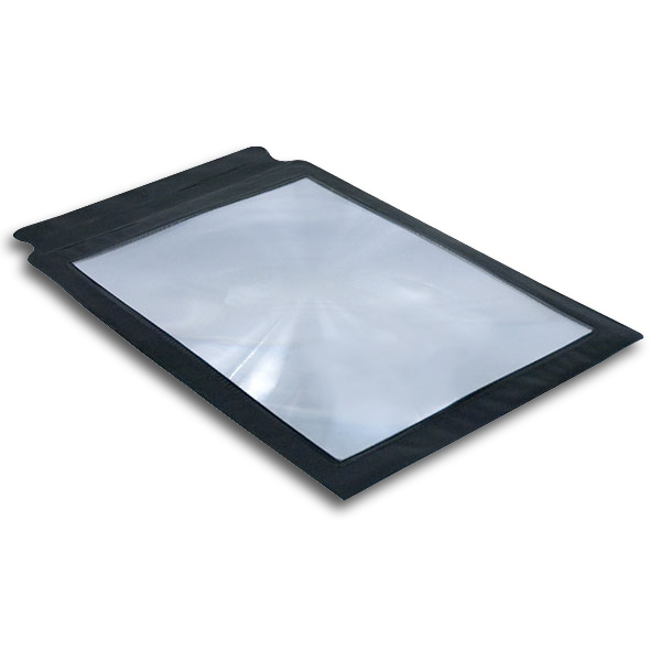 Flexible Page Magnifier with 2x Magnification