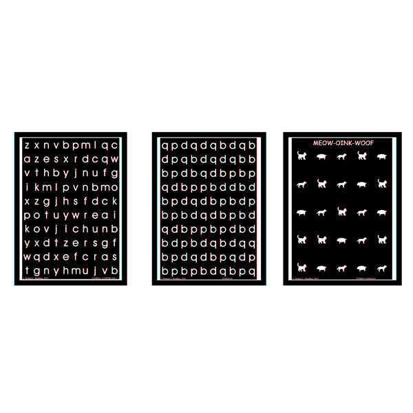 Stereo Vision Chart Series