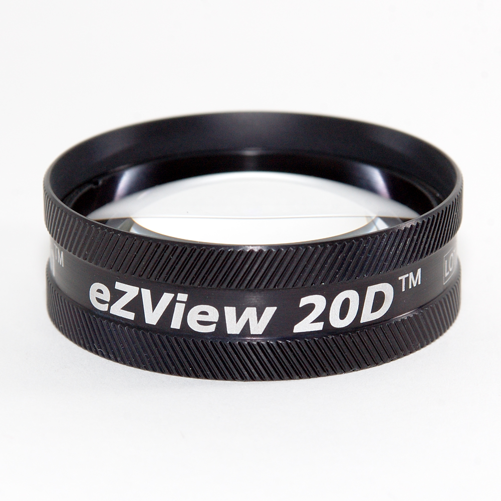Ion eZView 20D Bio Lenses - Ion eZView 20D Bio Lens - Black