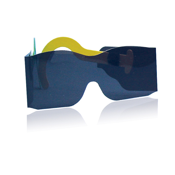 Post Dilation Spectacles (Child Size) - Color: GRAY