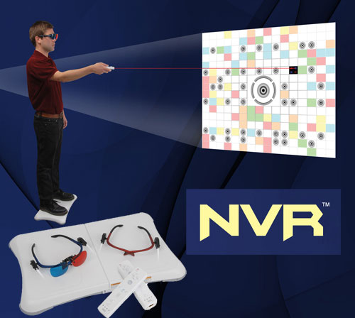 Neuro-Vision Rehabilitator