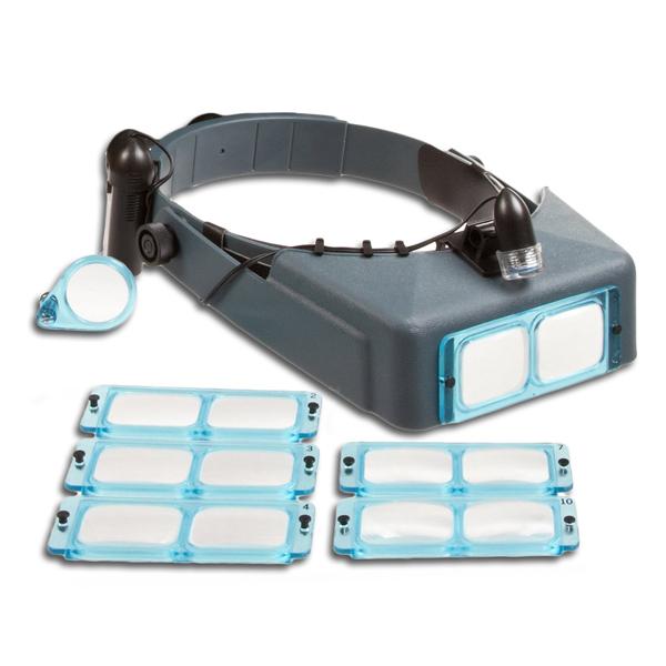 OptiVISOR® Binocular Magnifier