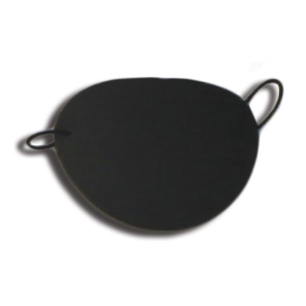 Eye Shields with Foam (Large) - Color: Black (Pkg. of 12)