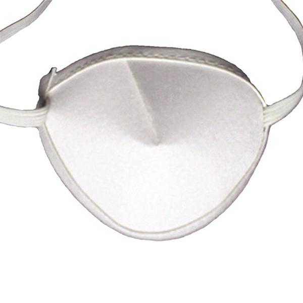 Eye Patches - White Elastic (Large)