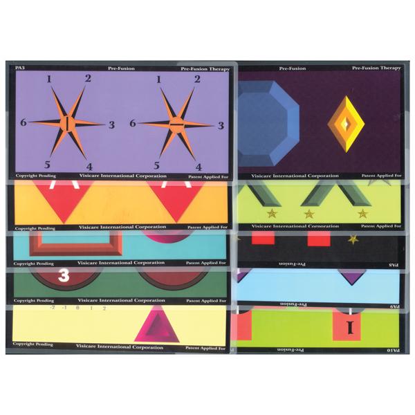Morgenstern Color Fusion Cards - Pre-Fusion