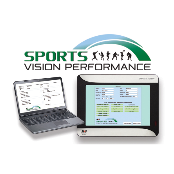 Sports Vision Performance & Dynamic Norming Software