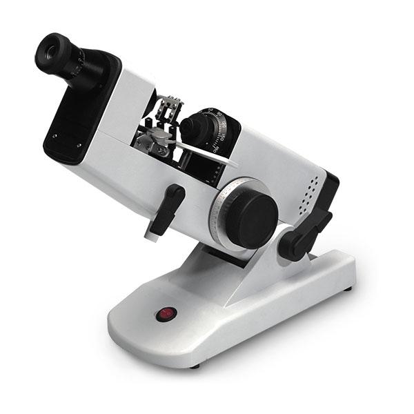 LED Lensometer with Prism Compensator
