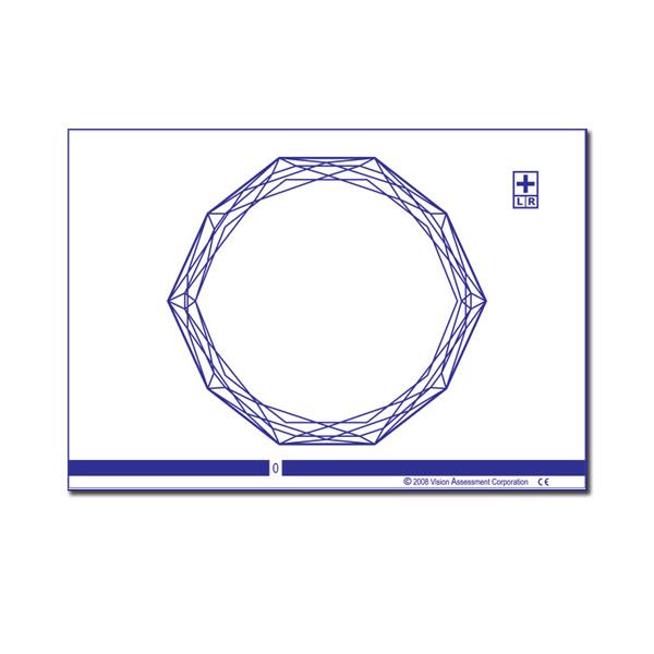 Gem Polarized Variable Vectograph