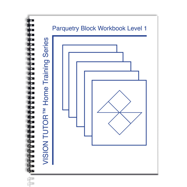 Parquetry Block Workbook (Level 1)