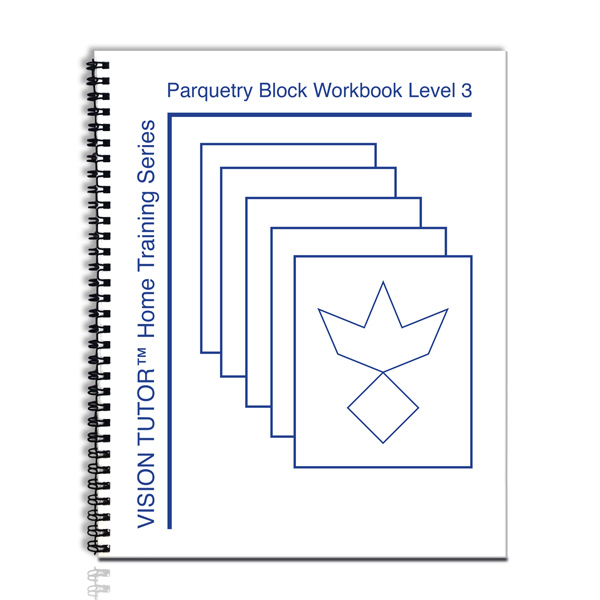 Parquetry Block Workbook (Level 3)