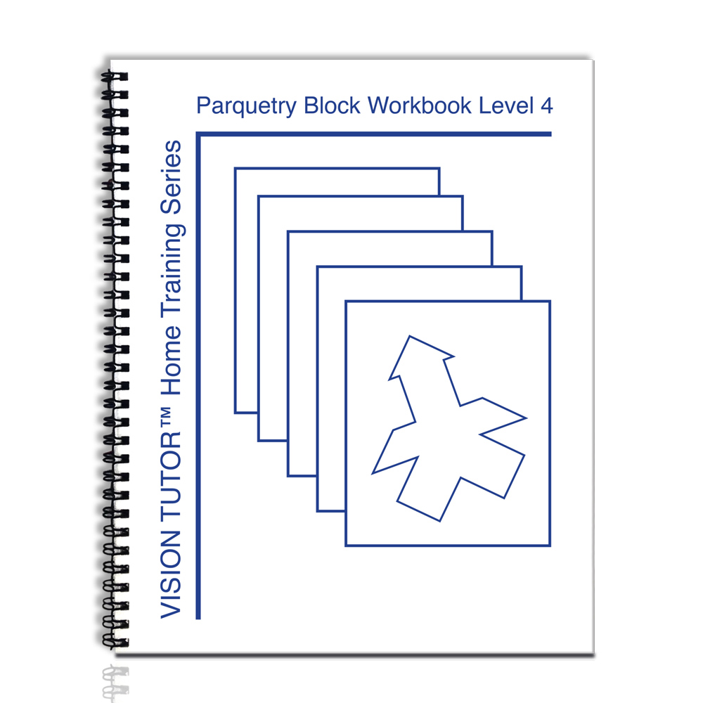 Parquetry Block Workbook (Level 4)