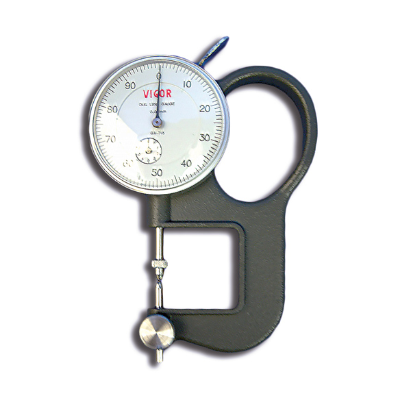 Contact Lens Dial Thickness Gauge