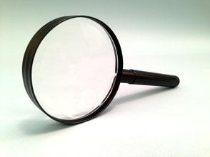 Bifocal Magnifier with Metal Handle