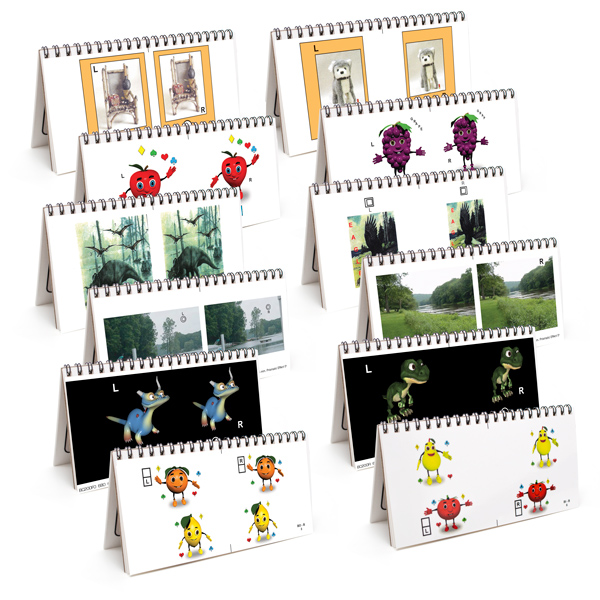 Stereoscopic Card Sets