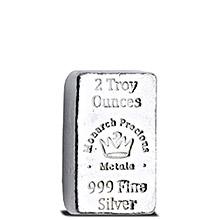 2 oz Silver Bars