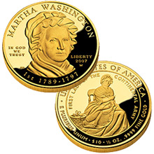 2007 First Spouse - Martha Washington
