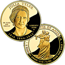 2009 First Spouse - Julia Tyler