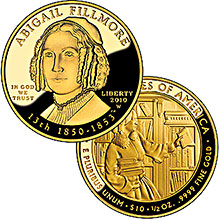 2010 First Spouse - Abigail Fillmore