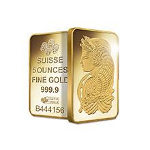 5 oz Gold Bars