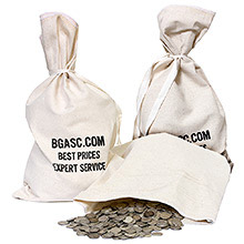 90% Silver Coins By The Bag