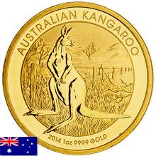 Australian Gold Kangaroos & Nuggets